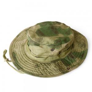 ブーニーハット ジャングルハット A-TACS FG  フリーサイズ 帽子