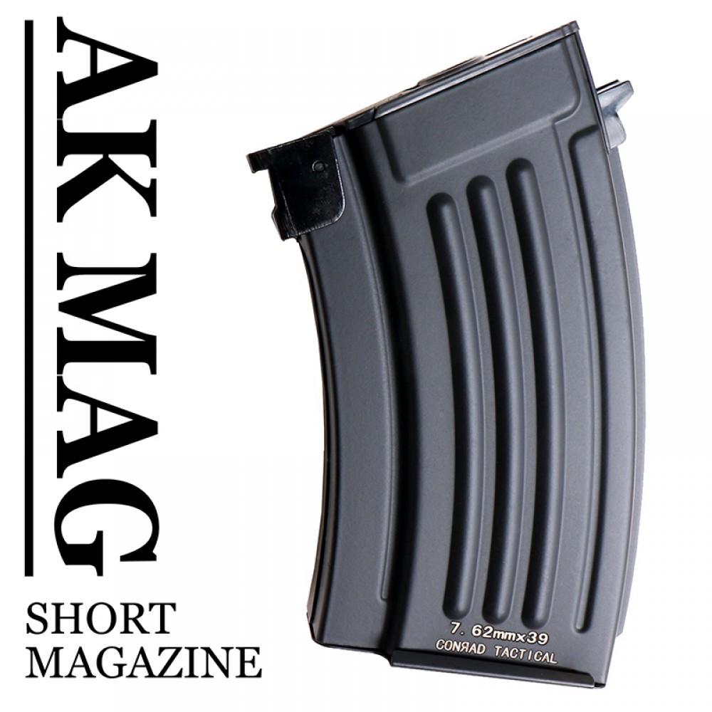 AK47用 ショートマガジン スチールシェル